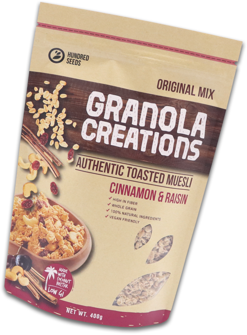 Granola Creation