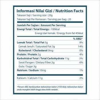 TROPICAL FRUIT & NUTS Image thumbnail