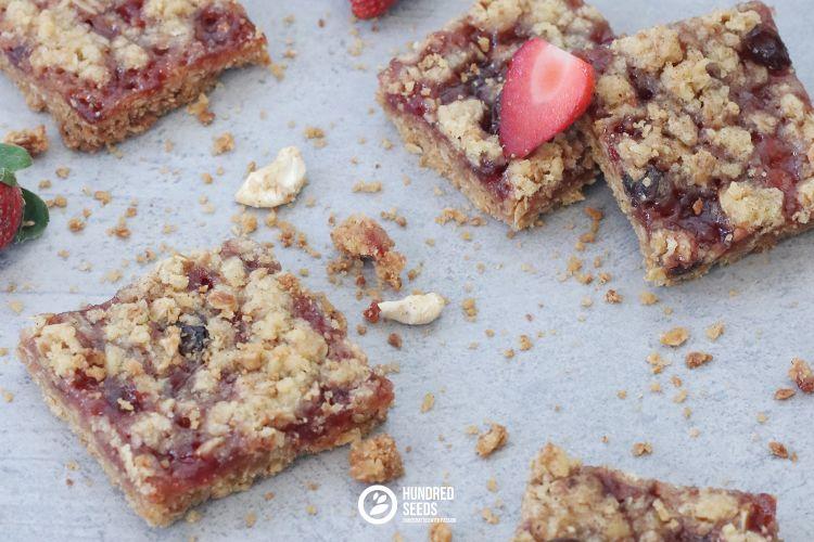 granola-jam-squares